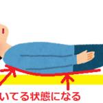 体の固さと寝具の関係